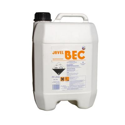EAU JAVEL CONCENTRE 9.6° 20L