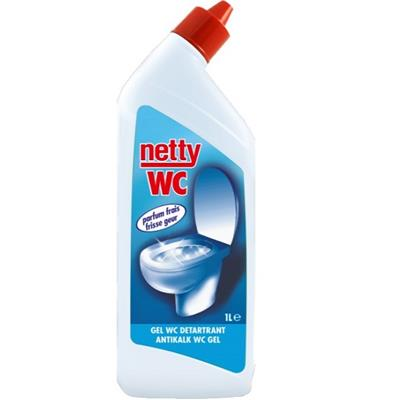 DETARTRANT WC NETTY 1L