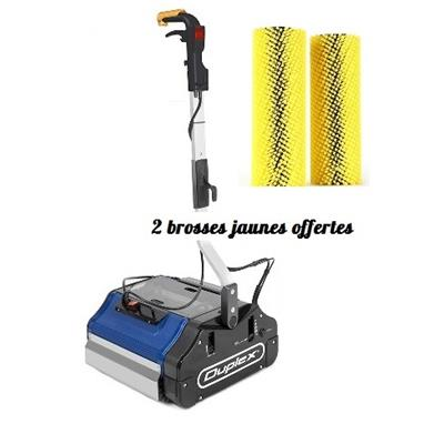 DUPLEX 420 STEAM+BROSSES OFFERTES