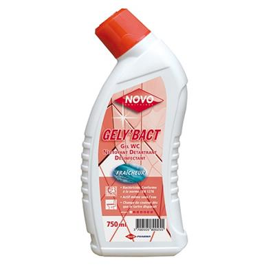 GELY BACT GEL 750ML